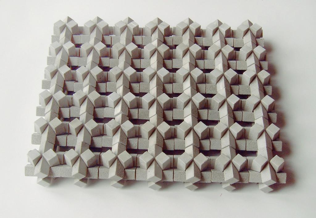 concrete mosaic puzzles