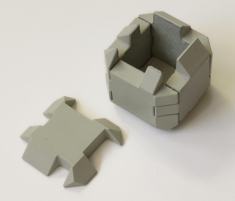 Beveled Box