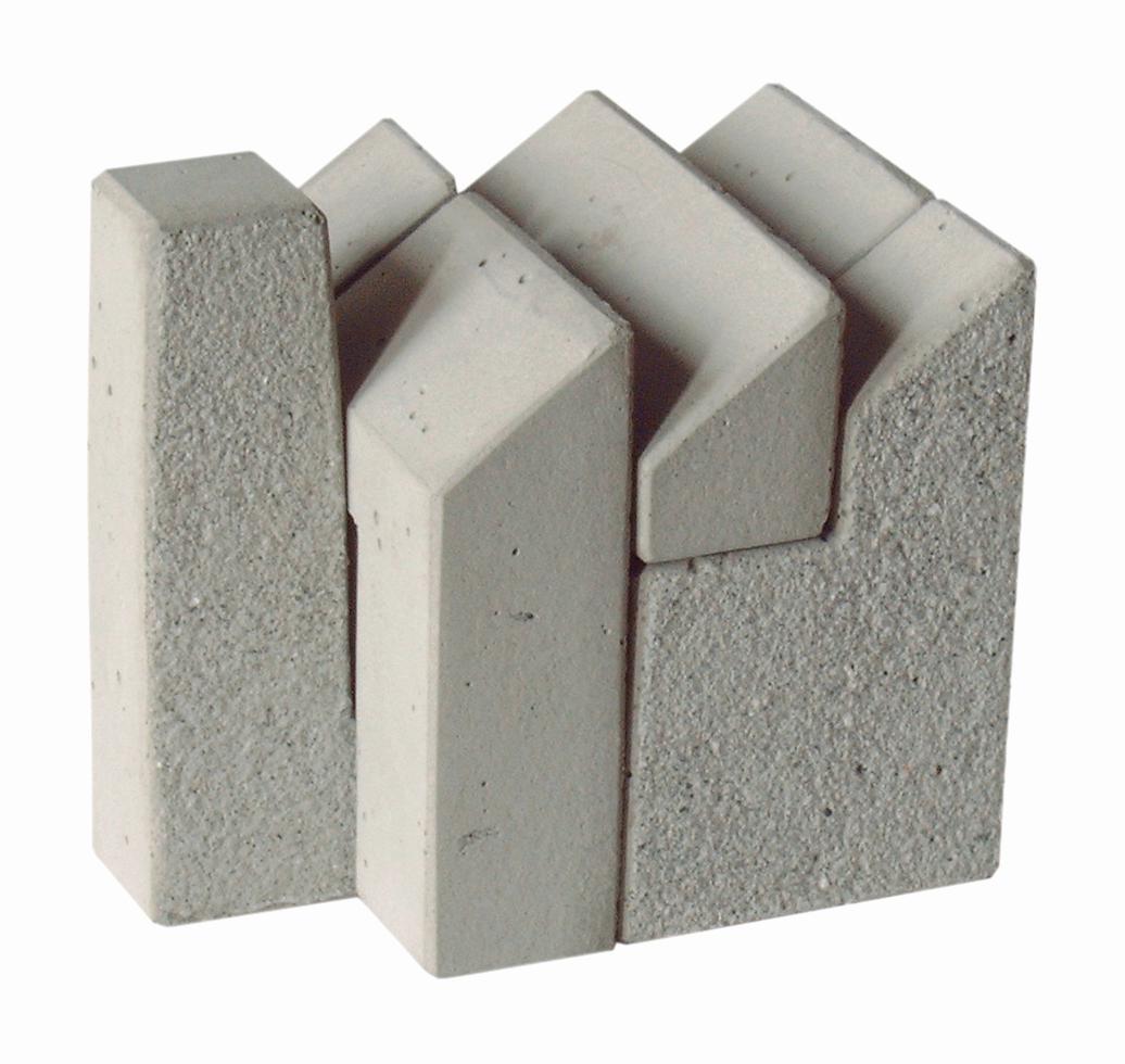 concrete puzzle factory, beton puzzel fabriek