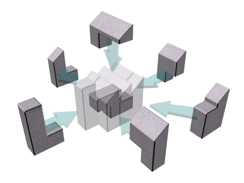 concrete puzzle factory solution
